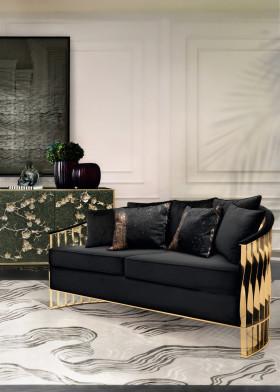 Press Loft Image Of Living Room Mandy Sofa Gold Spellbound Cabinet For Press Pr