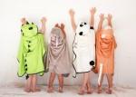 Cuddledry Toddler Bath Towels