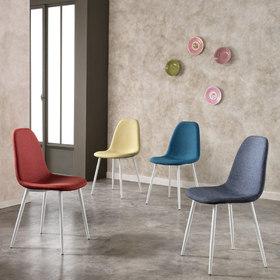 Press Loft | Image of Set 4 Sedie Moderne Da Cucina Dalia ...