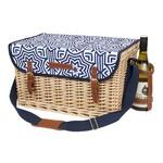 Sunnylife   Outdoor Living   Picnic Basket   Azule