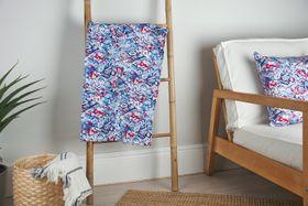 Iconic Yorkshire Highlights Tea Towel   Poppyseed Design