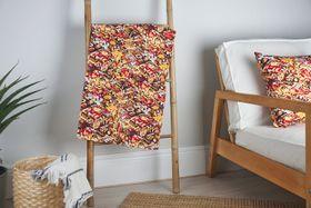 Iconic Yorkshire Highlights Tea Towel   Turmeric Design