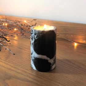 Solid Stone Scented Candles
