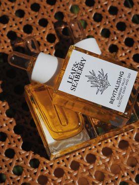 LEAF&SEABERRY Revitalising Botanical Face Oil