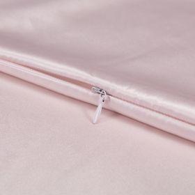 Mulberry Silk Pillowcase Powder Pink