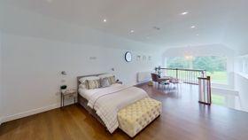 Master Bedroom - Staging