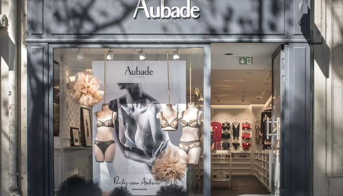 top fashion new list buying cheap Aubade revamped Paris store | eLocations.com