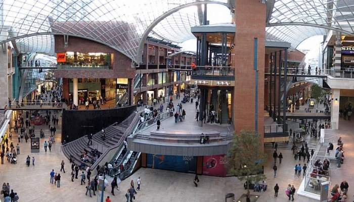 The Real Greek chooses Cabot Circus for Bristol debut | eLocations com