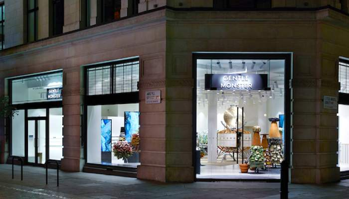 baf4e90b388f7 Gentle Monster starts European strategy with London flagship. On August