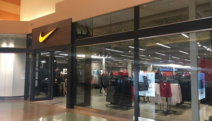 nike store in great mall