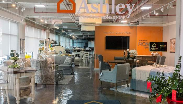 Ashley Furniture HomeStore Arrived In Singapore