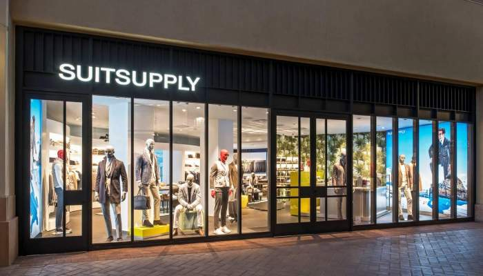 Suitsupply launches in Australia with Sydney store