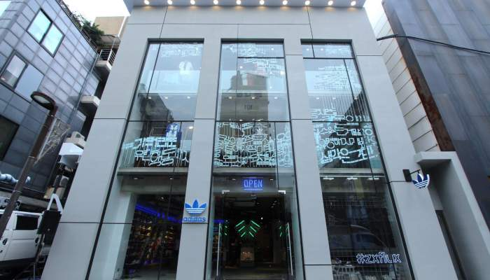 b600224198 Adidas Originals opened renewal flagship store in Seoul | eLocations.com