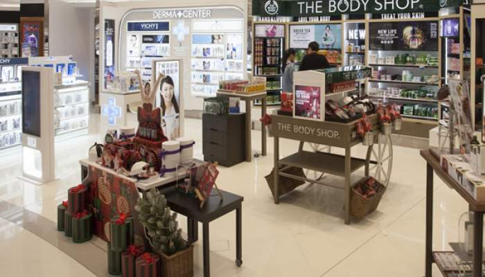 6b30422ac7 The Body Shop opened store in King Power Duty Free
