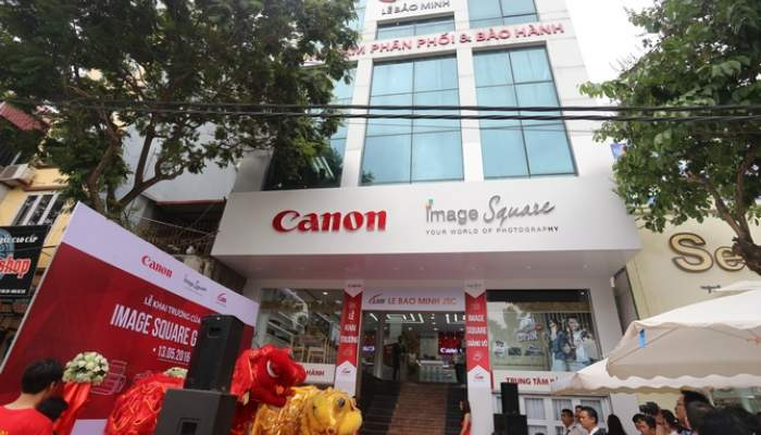 b145ed738a Canon opened second Image Square store in Hanoi