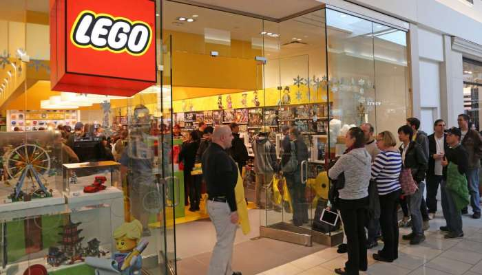 LEGO Store opened in Cherry Hill | eLocations.com