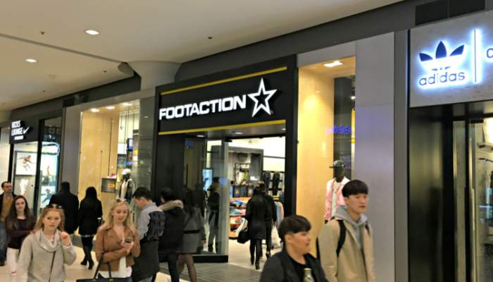 e38acafb Footaction's first Canadian store unveiled in Toronto | eLocations.com