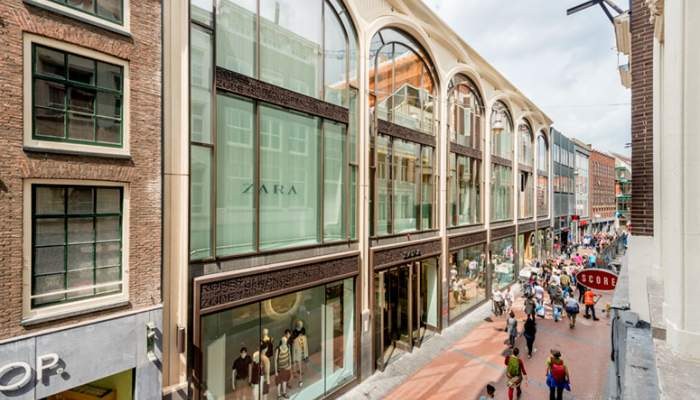 c202daa7da Zara to boast second store in the old building of C&A
