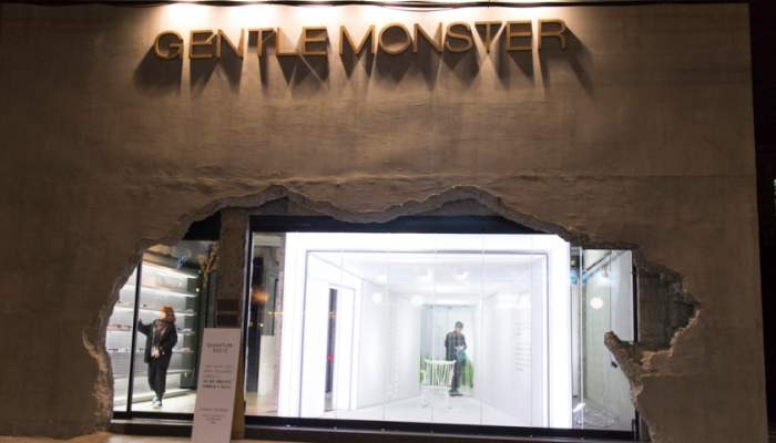 9db0b93820 Gentle Monster renewed its Seoul store
