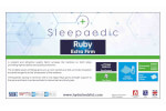 Ruby Ortho Extra Firm Mattress thumbnail