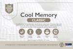 Shire Cool Memory Classic Mattress thumbnail