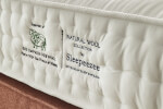 Sleepeezee Wool Deluxe 1200 Pocket Mattress thumbnail