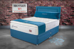 Sleepeezee Perfectly British Mayfair 3200 Divan Bed Set thumbnail