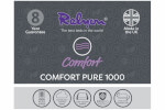 Relyon Comfort Pure 1000 Mattress thumbnail