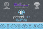 Relyon PremiAIR Repose Gel Fusion 2400 Mattress thumbnail