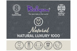 Relyon Natural Luxury 1000 Divan Bed Set thumbnail
