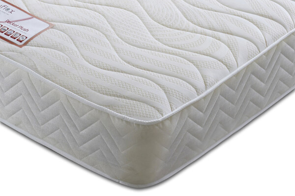Kayflex Pocket Plush 2000 Series Mattress