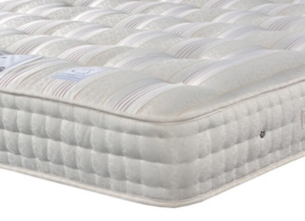 Sleepeezee Backcare Luxury 1400 Pocket Mattress - Single (3' x 6'3