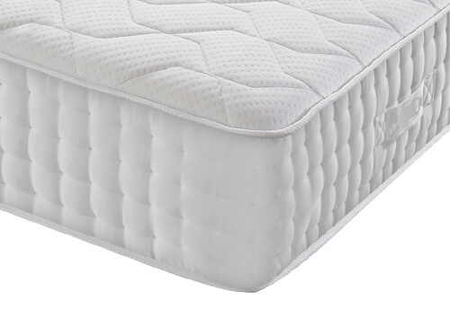 Contour 2000 Memory Pocket Mattress - King Size (5' x 6'6