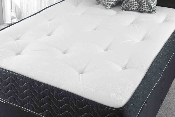 Manhattan Memory Foam Divan Set