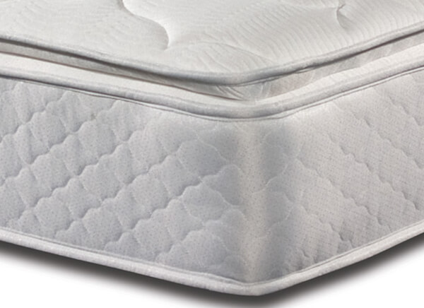 Sleepeezee Memory Comfort 1000 Pocket Mattress - Double (4'6