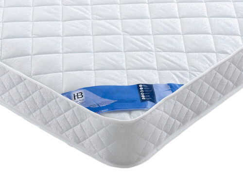 Fusion Orthopaedic Mattress - Small Double (4' x 6'3