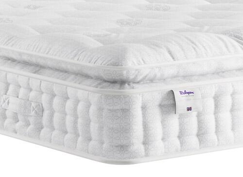 Relyon Natural Luxury Supreme 2150 Pillow Top Mattress - Double (4'6