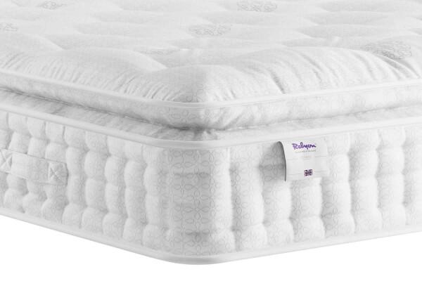 Relyon Natural Luxury Supreme 2150 Pillow Top Mattress