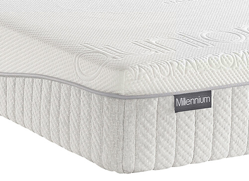 Dunlopillo Millennium Mattress - Small Double (4' x 6'3