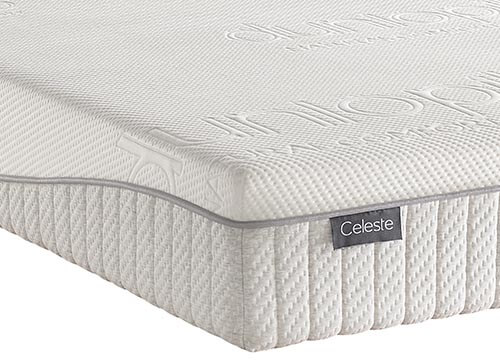 Dunlopillo Celeste Mattress - Super King (6' x 6'6