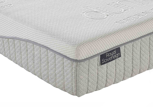 Dunlopillo Royal Sovereign Mattress - Small Double (4' x 6'3