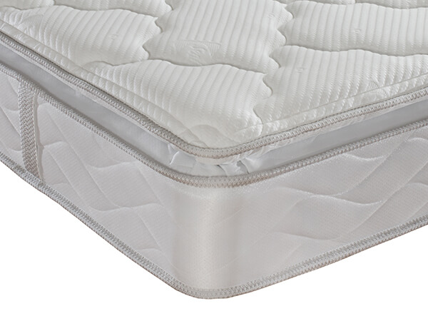 Sealy Posturepedic Pearl Luxury Mattress - Single (3' x 6'3