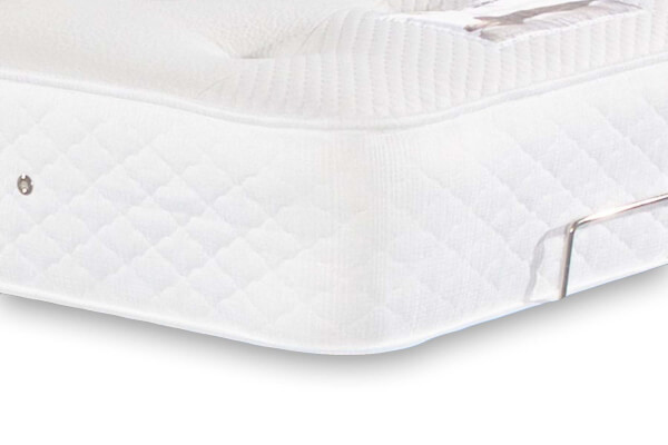 Sleepeezee Pocket Natural Adjustable Divan Bed Set