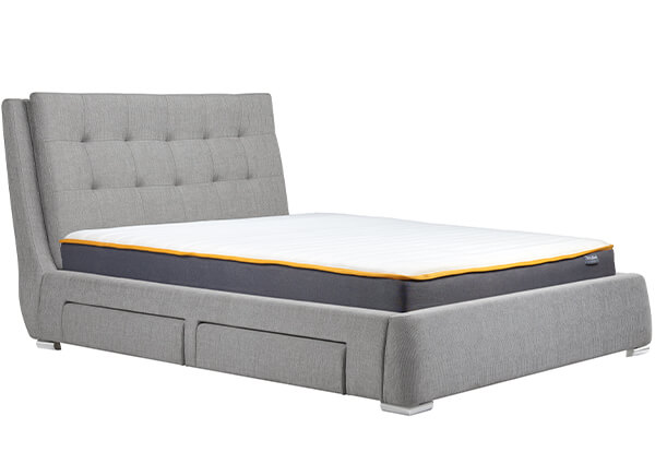 Birlea Mayfair Bedframe - King Size (5' x 6'6