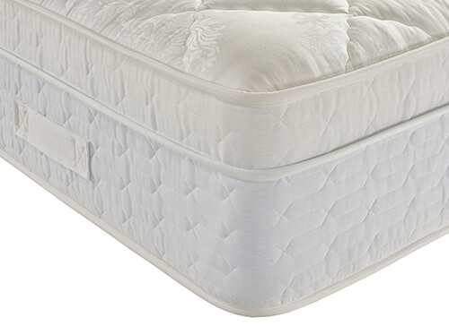 William Night Crescent Mattress - Double (4'6
