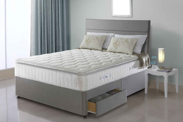 Sealy Nostromo Posturepedic Pocket 1400 Latex Mattress