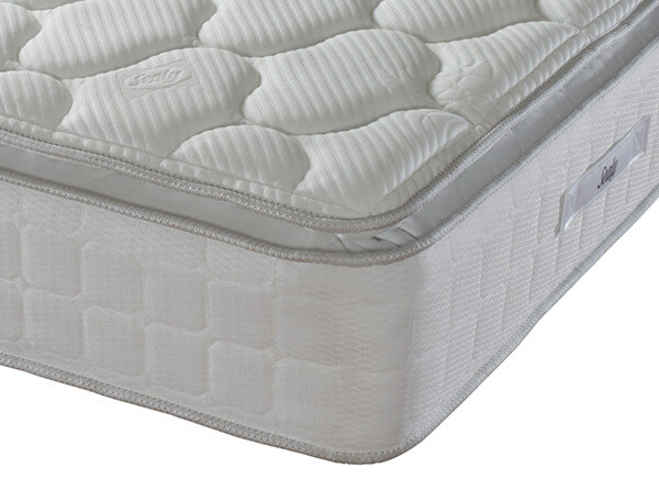 Sealy Nostromo Posturepedic Pocket 1400 Latex Mattress - Single (3' x 6'3