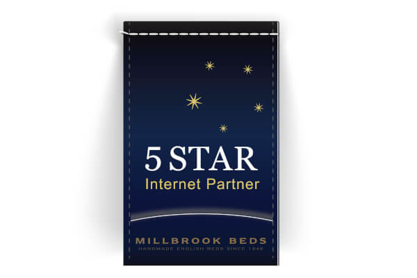 Millbrook Brilliance 1700 Pocket Mattress