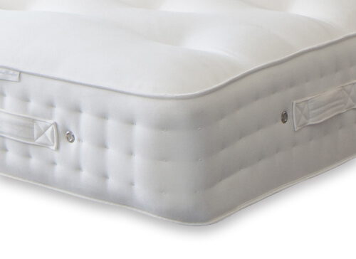 Millbrook Brilliance 1700 Pocket Mattress - Super King Zip & Link (6' x 6'6