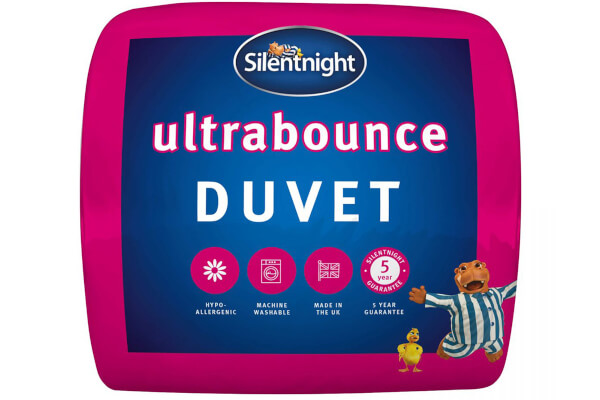 Silentnight Ultra Bounce 10.5 Tog Duvet